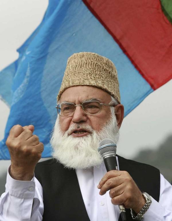Qazi Hussain Ahmed