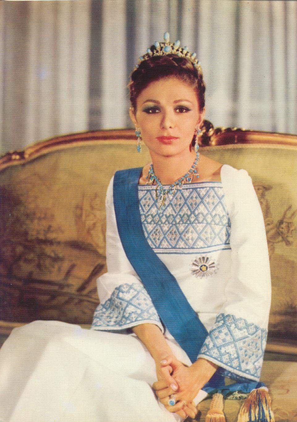 the children of farah pahlavi