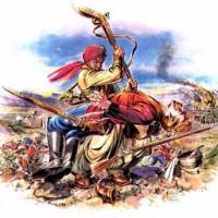 Battle 1857 - Naranjee