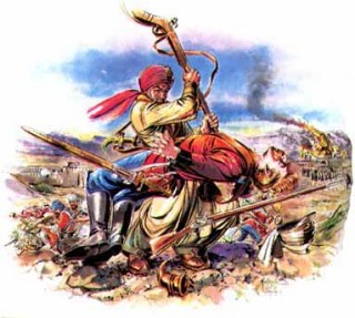 Battle 1857 - Naranjee