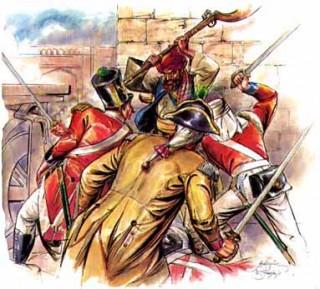 Battle - September 1857 - (Gojira)
