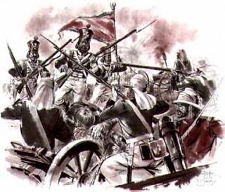 Battle of Delhi 1857