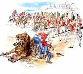 Battle of Myrut 1857