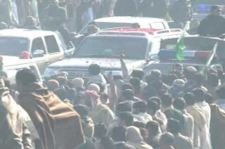 Tahir Ul Qadri Long March
