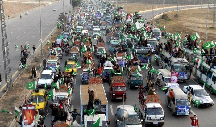Long March (Pakistan)