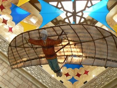 Abbas Ibn Firnas - Flying