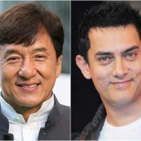 Aamir Khan And Jackie Chan
