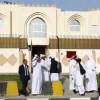 Afghanistan Delegation Qatar