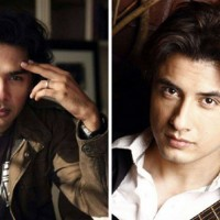 Ali Zafar And Shahzad Roy