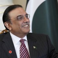 Asif Zardari