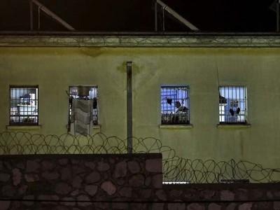 Athens Jail