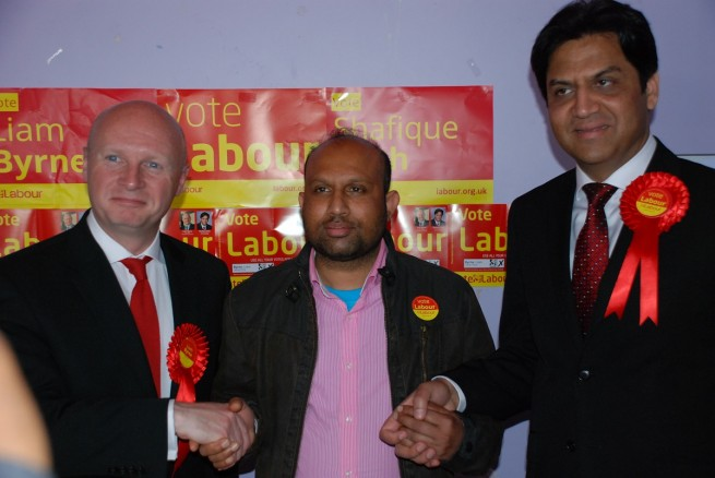 Birmingham Labour Party Midlands Meeting