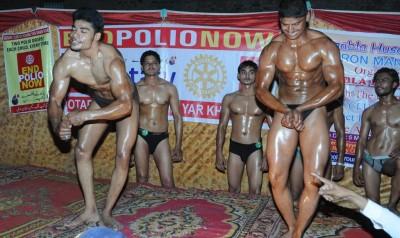 Body Building Show