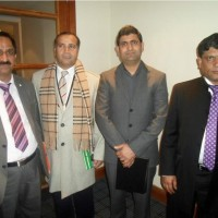 Ch Akram Minhas And Ch Zulfiqar With Friends Group Foto