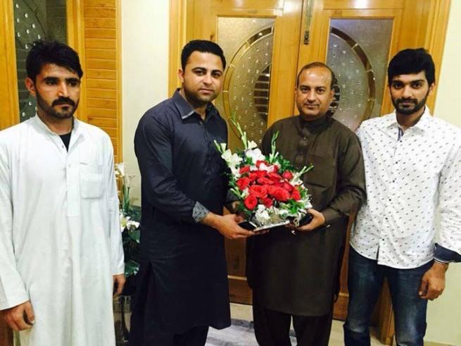 Chaudhry Umar Shahzad and Chaudhry Safdar