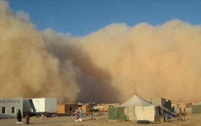 China Soil Storm
