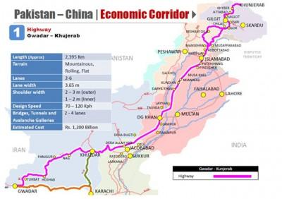 Economic Corridor Route