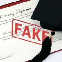 Fake Degree Scandal