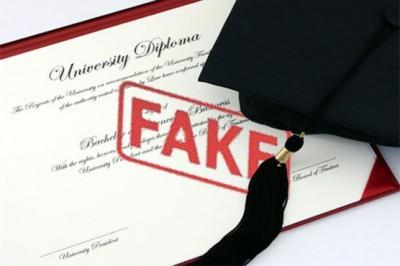 Fake Degree Scandal