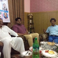 Farrukh Shahbaz Warriach Honor Party
