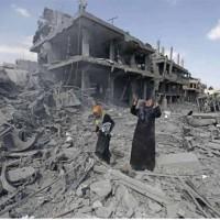 Gaza Bombing