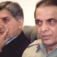 General Kayani And General Pasha