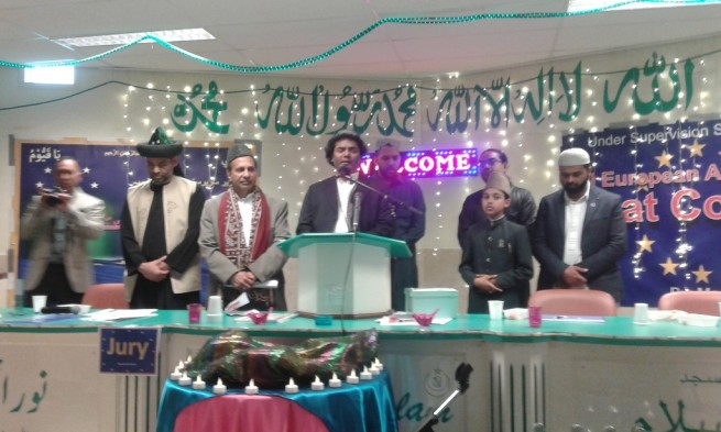 Holland Naat Contest