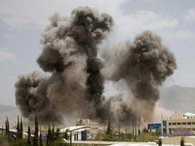 Huthi Rebels Rocket Attacks