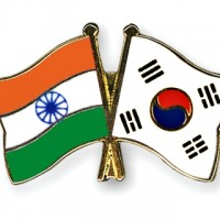 India and South Korea