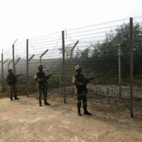 Indian Forces, Working Boundary
