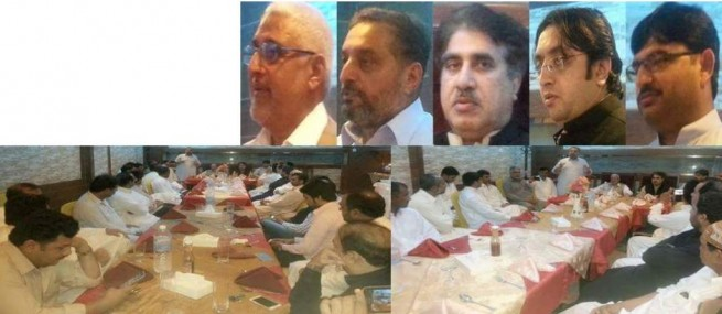 Jeddah Ch Nazar Hussain Gondal Honor Reception