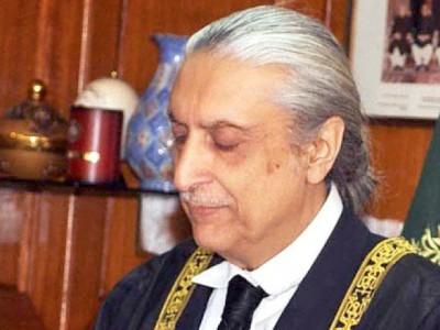 Justice Jawad S Khawaja