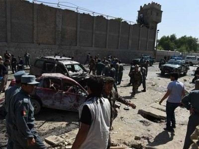 Kabul Airport Suicide Attacks