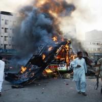 Karachi Bus Blast