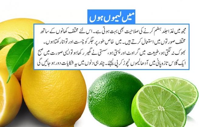 Lemon and Limes
