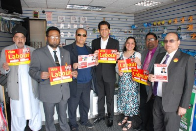 Lord Mayor of Birmingham Election Campaign UK