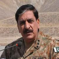 Lt General Nasir Khan Janjua