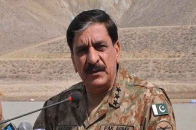 Lt General Nasir Khan Janjua