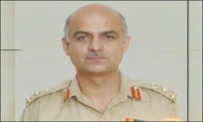 Major General Imran Majeed