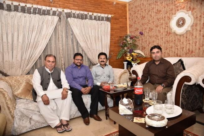 Mian Irfan Siddiq Honor Party