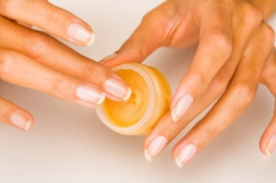 Nails treatment
