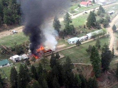 Naltar Accident