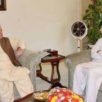 Nawaz Sharif and Choudhary Nisar