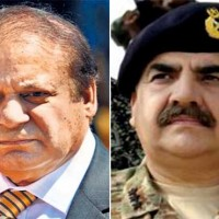 Nawaz Sharif and General Raheel