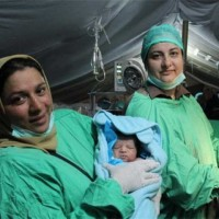 Nepal Pakistan Army Hospital Born Baby