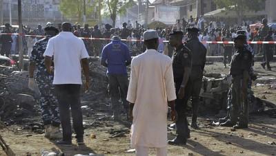 Nigeria Mosque Suicide Bombing