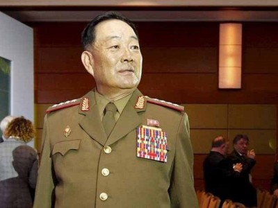 North Korea Defense Minister