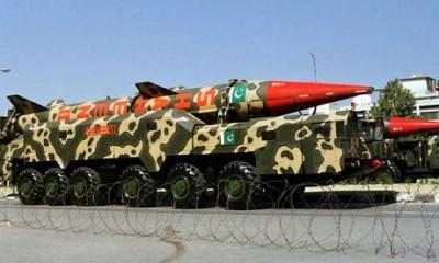Nuclear Powers Pakistan