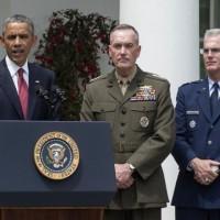Obama and General Joseph