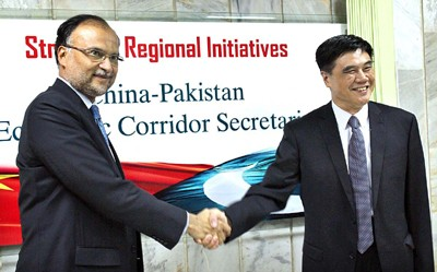 Pakistan-China Economic Corridor